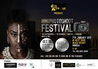 Ghana: Photoshoot Festival 2016 @ Next Door Beach Resort | Accra | Greater Accra Region | Ghana