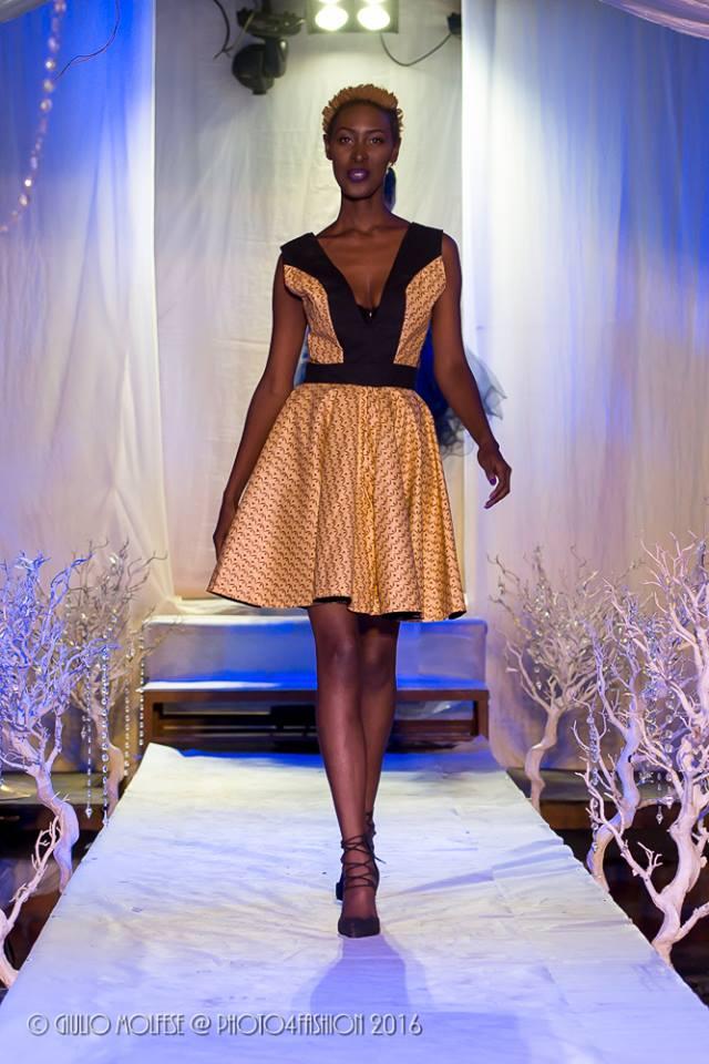 Genesis Uganda Fashion Show 2016 Hellen Lukoma Sham Collection Thirty Collection Eye B