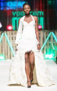 Merwe Mode, Michella Papuchi, Mo'ko Elosa & Miguel Vieira @ Mozambique Fashion Week 2016