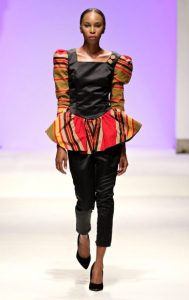 Van C Junior, Winnie G Fashion & Zargue'sia @ Swahili Fashion Week 2016; Tanzania