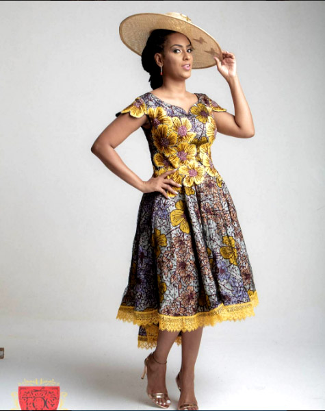Juliet ibrahim stars in trish o couture s africa vogue for Couture meaning in english