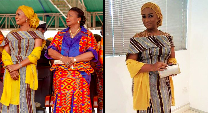 Meet Ghana S Michelle Obama The 2nd Lady Of Ghana Who