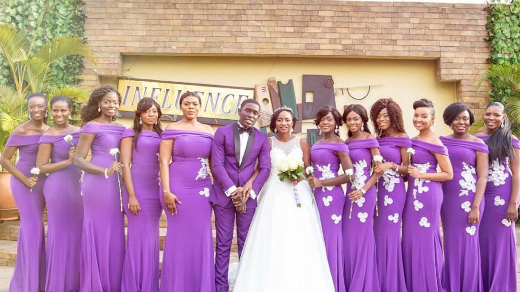 Check Out Ghanaian Designer Sarah Christian\'s Fabulous Wedding ...