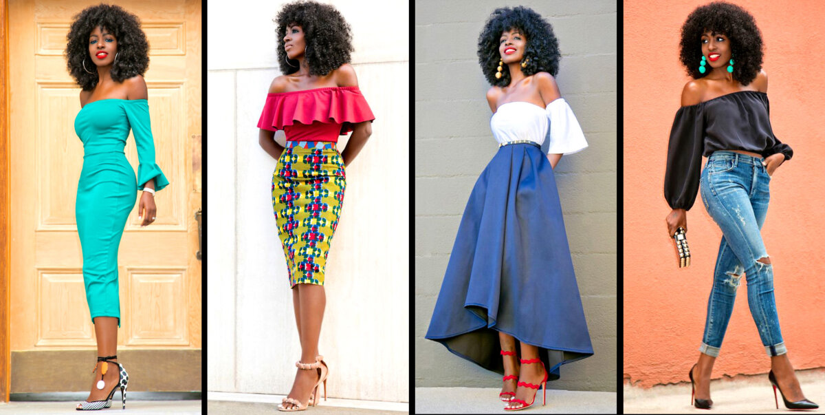 fGSTYLE: 23 Times #StylePantry Gave Us Amazing Variations Of The ...