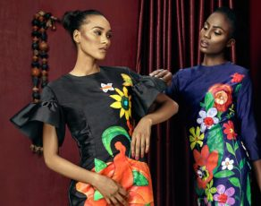 Nigeria's Lanre de Silva Ayaji Presents The Look Book For Her Spring 2017 Collection