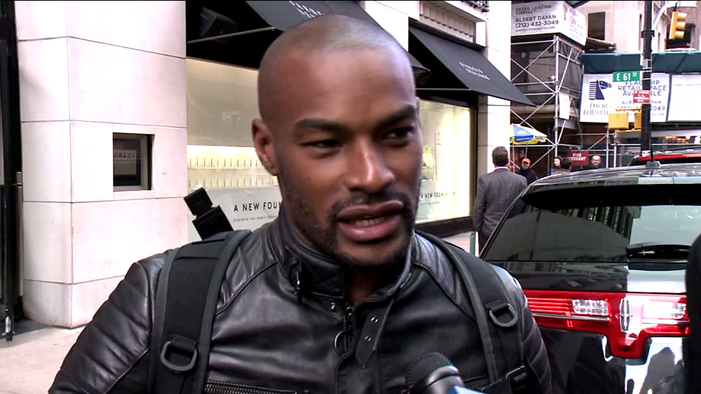 Super Model Tyson Beckford Pulls Gun Out On Server Who ...