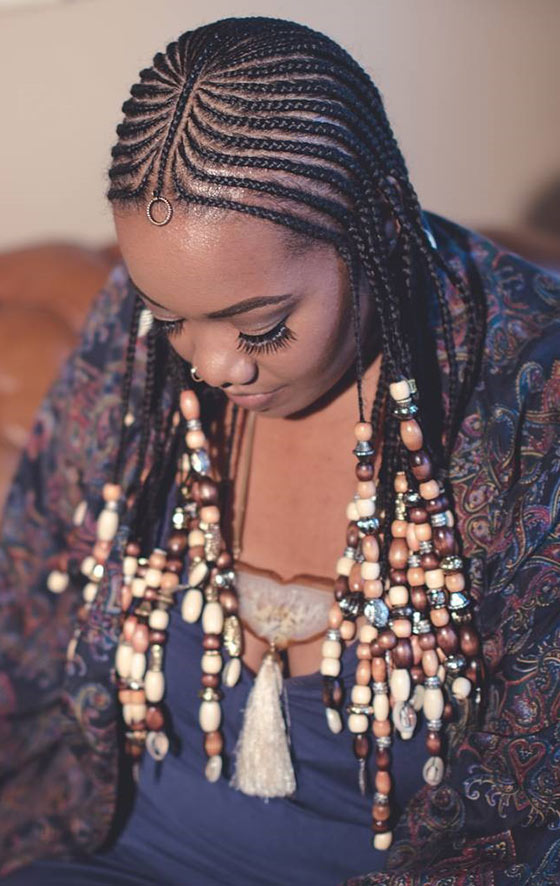 These Amazing Cornrow Styles Are All The Hair Inspiration