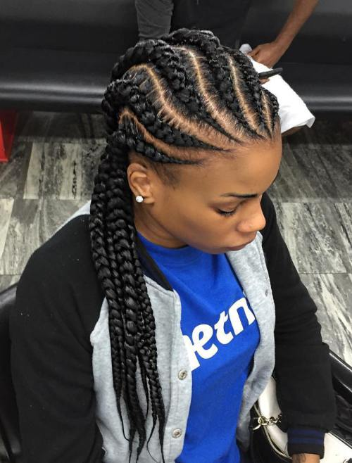These Amazing Cornrow Styles Are All The Hair Inspiration ...