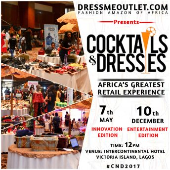 Nigeria: Cocktails & Dresses By DressMeOutlet @ Intercontinental Hotel | Lagos | Lagos | Nigeria