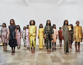 Nigeria's Grey Projects Just Released A Fabulous S/S17 Collection In Acknowledgement Of #IWD