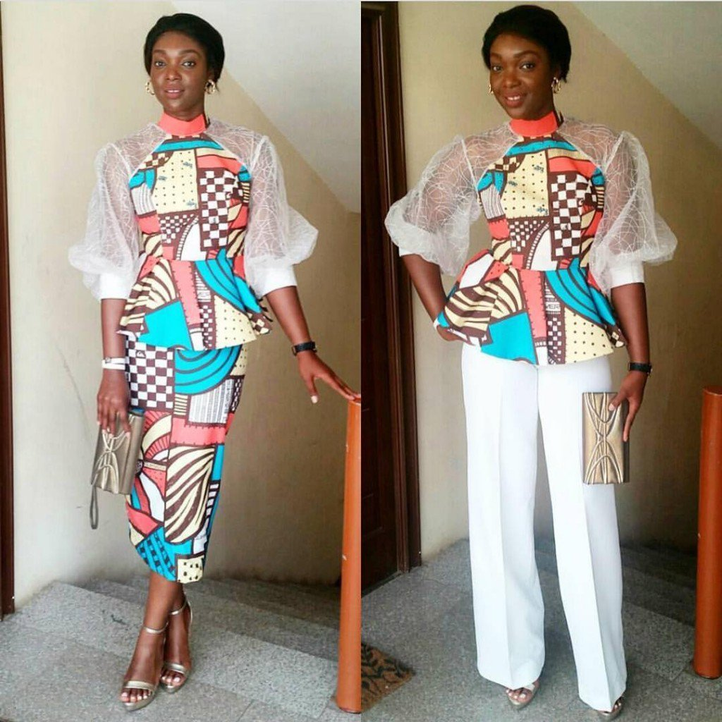 #fGSTYLE: African Print Fashion Styles That Went Viral