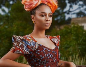 Hot Shots: 'Too Risky' Singer @SisterDeborah Releases New Pics And Hints 2nd Medikal Collaboration 'Sampanana'