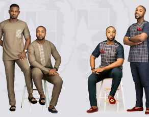 Abrantie The Gentleman Presents The Look Book For His Latest Collection 'ADEHYIE 'ABT.17'