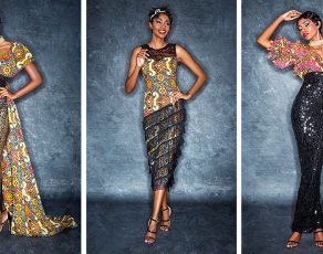 Ghanaian Label AfroModTrends Presents The Look Book For 'The African Gatsby' Collection