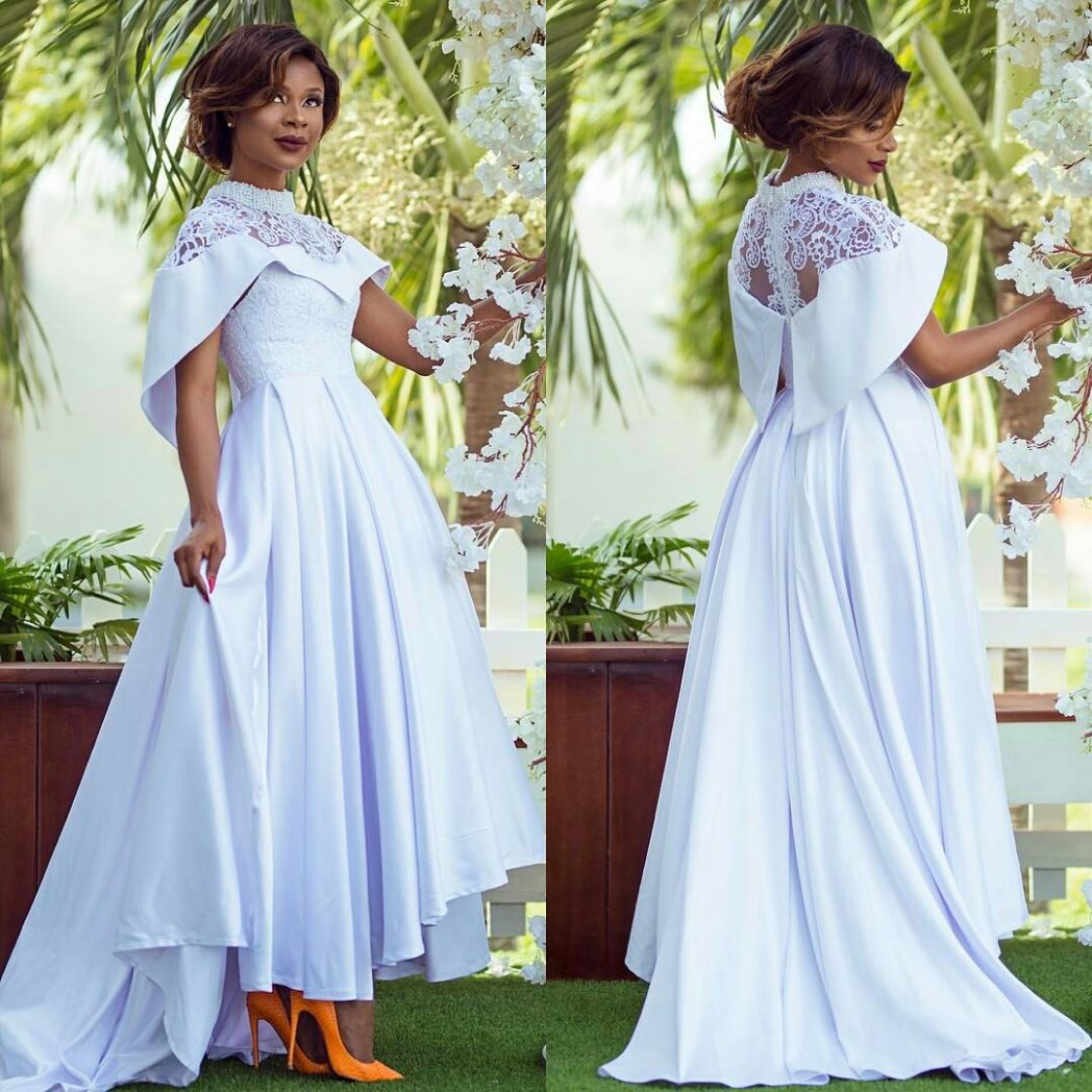 #STYLEGIRL: Empress Jamila Shines In These New 'She By