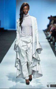 DROOMER, Habits, Shana & Stefania Morland @ Mercedes Benz Fashion Week Cape Town 2017; Day 1