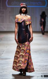 Afromod Trends, Orapeleng Modutle, VInIga & David Alford @ Mercedes Benz Fashion Week Cape Town 2017; Day 2