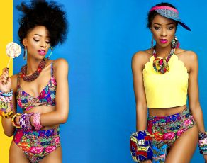 Hot Shots: Amazing African Fashion Resort Editorial By Spotlight Photos & Imagery; #Printastic