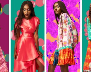 Nigerian Fashion Label Grey Presents A Beautiful Colorful Resort '17 Collection