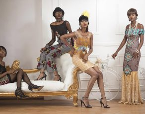 Nigeria's Keem Harun Presents Their Latest Collection, 'The Great African Gatsby'
