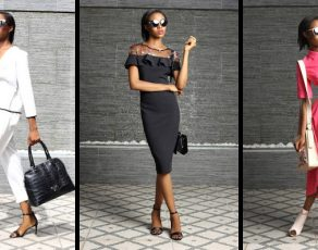 Nigerian Brand Nonnistics Fashion Presents The Look Book For The 'Eclectic Summer'Collection