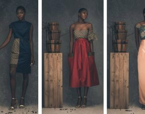 Nuna Couture Presents Their S/S17 Collection 'Vintage Sacker'