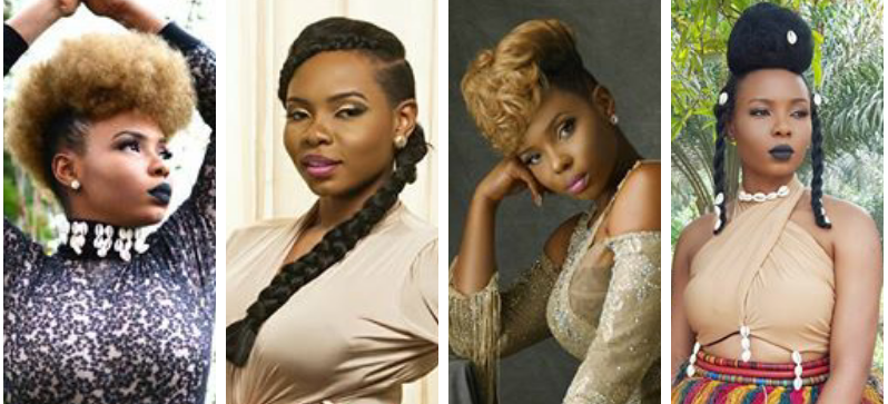 8 Times Nigerain Singer Yemi Alade Gave Us All Kinds Of