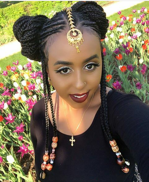Remember To Leave A Comment - These Ethiopian Beauties Are Showing Off Their Culture In Amazing