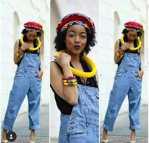 South African Culture Clothing