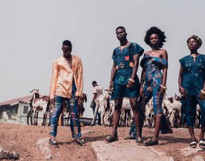 Ghanaian Fashion Brand Hazza Officiale Presents The Amamerε/Heritage SS17 Campaign