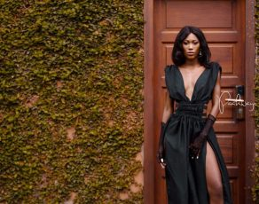 Hot Shots: Guinean Beauty From Confidence In Amazing Regal Editorial By Chasquido Studios