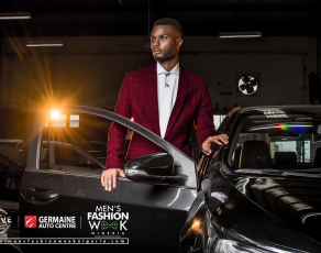 Hot Shots: Check Out These Images From The Mens Fashion Week Nigeria 2017 Campaign