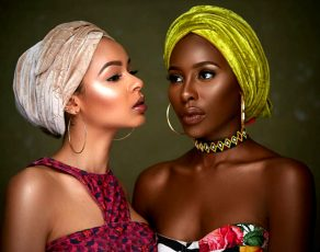Hot Shots: Beautiful Headwrap Editorial Shoot By Prince Meyson Will Make Your Eyes Pop