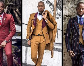 FreshbyDotun Presents The Look Book For Their 2017 Suit Collection Modern Groom