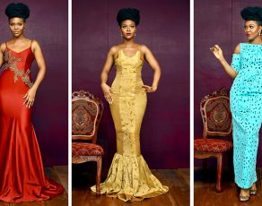 Nigerian Fashion Label Nouva Couture Presents The Look Book For Its 'Unpredictable' Collection