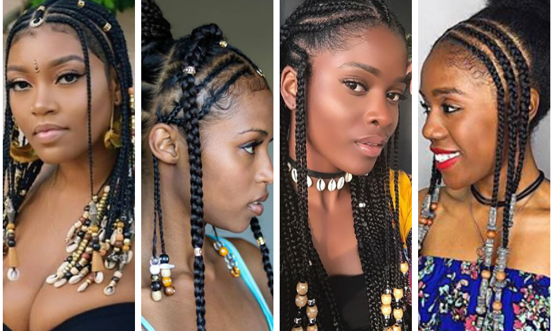 Hair Styles Braids With Beads: 15 'Braids With Beads' Hairstyles Worth Rocking This