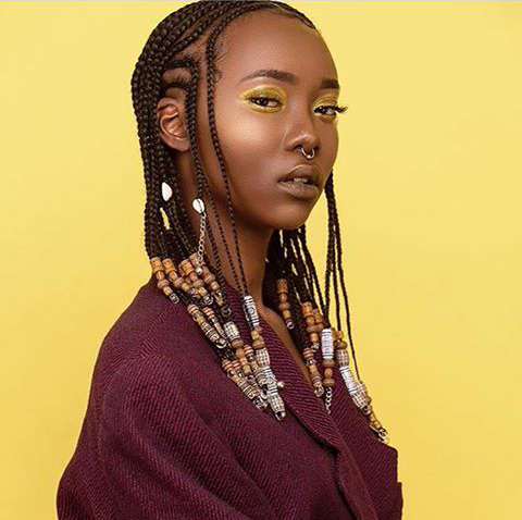 15 Braids With Beads Hairstyles Worth Rocking This Summer 100 African Fashion