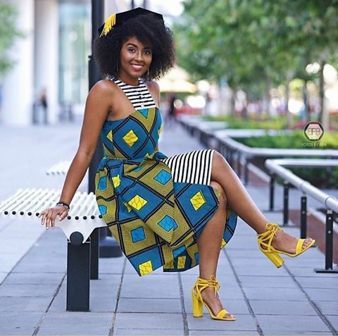 Fab african print street style inspirations from instagram 100 african fashion African fashion street style
