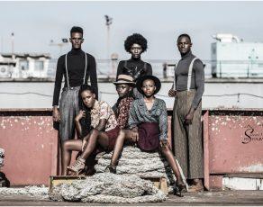 HOT SHOTS: Ugandan Photographer Ivan Ssebuuma's Takes On Slavery In 'Vintage Style' Inspired Shoot