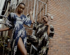 """Nigerian Photographer Prince Akachi Brings Fashion Story Of Two Friends To Life In  """"THE LAST SOUL"""" Editorial"""