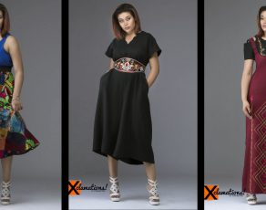 Xclamations Give Us Hot Styles In Their Summer Signatures Collection  Featuring Adunni Ade