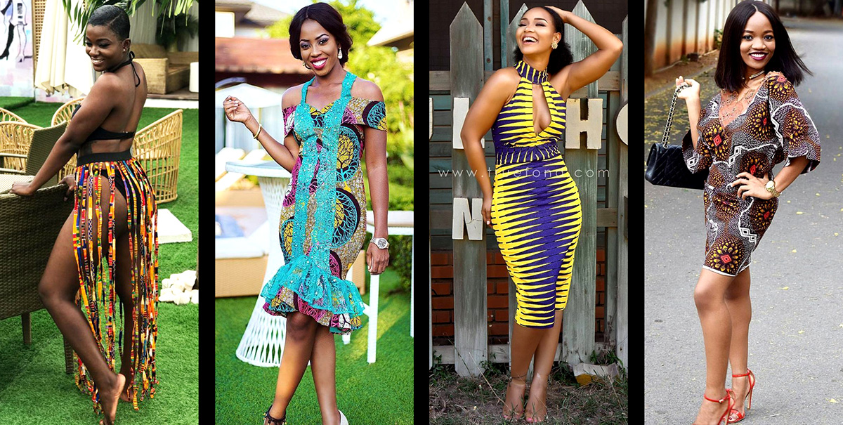 FGSTYLE: Check Out All The Juicy #AfricanFashion Print