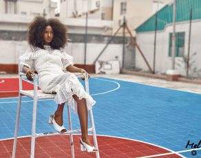 Nigerian Brand Fashpa Launches The Campaign For It's New Diffusion Label Called 'MEL'