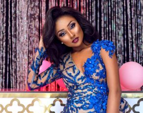 Hot Shots: Petite Ghanaian Model @han_ohkhui Goes Viral In Bridal Shoot by @Phloshop