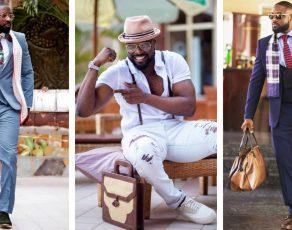 #AfricanFashion4Men: Elikem Serves Hot #GhanaJollof In Amazing Style Images