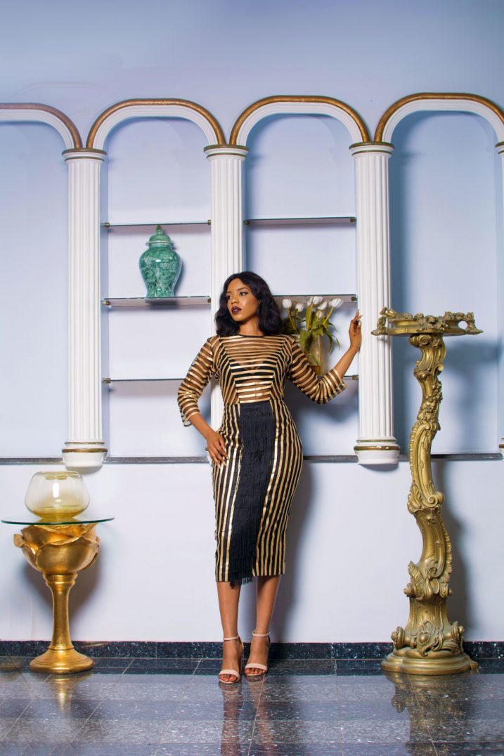 Funke Adepoju's Presents The Look Book For Their Asia