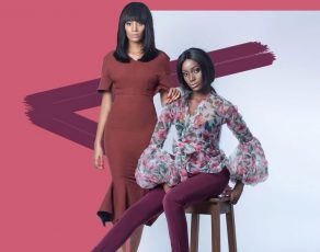 Fashion Label Lady Biba Presents The Look Book For The Cosmopolitan Edit/Collection
