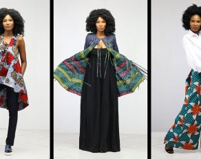 Nigerian Brand Tae Presents The Look Book For Its Womenswear Collection Sisi Eko