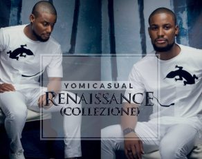 "Yomi Casual Features Nollywood Stars In New 2017 Look Book ""Renaissance"""