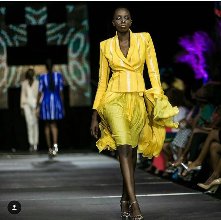 Senegal Just Had A Glorious Fashion Moment See Dakar Fashion Week 2017 In Pictures